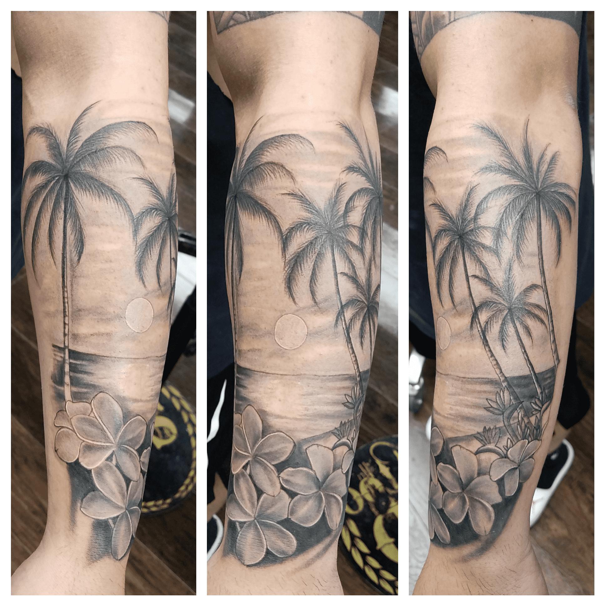 Beach half sleeve-min