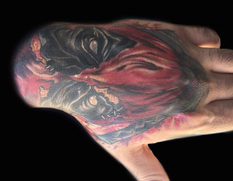 Horror-and-fantasy-style-tattoos-in-San-Diego-on-hand