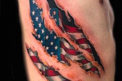 thumbs_Horror-style-tattoo-with-american-flag-on-torso-done-San-Diego
