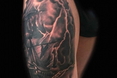 thumbs_black-and-grey-tattoo-on-pirate-ship-by-Roger-Solis