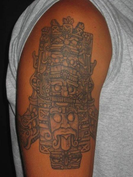 Seth Reynolds Tatto