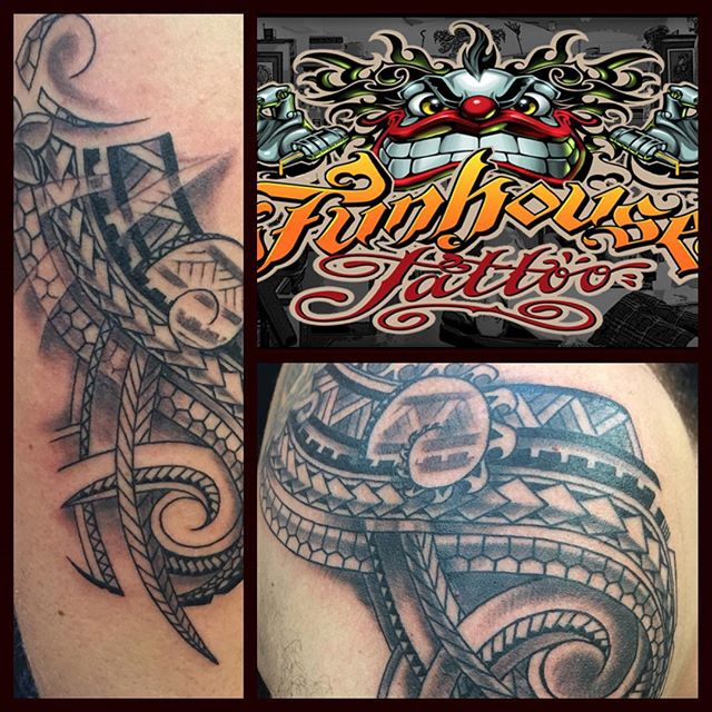 fun house tattoos san diego 39 s top tattoo shops funhouse