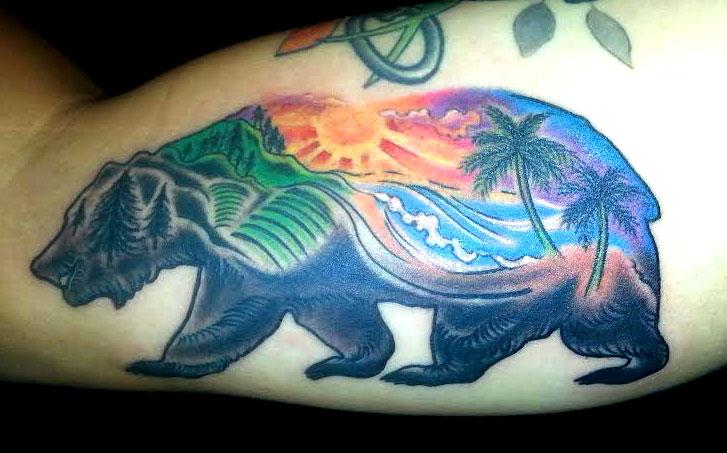 Illustrative Realism Tattoos Funhouse Tattoo San Diego