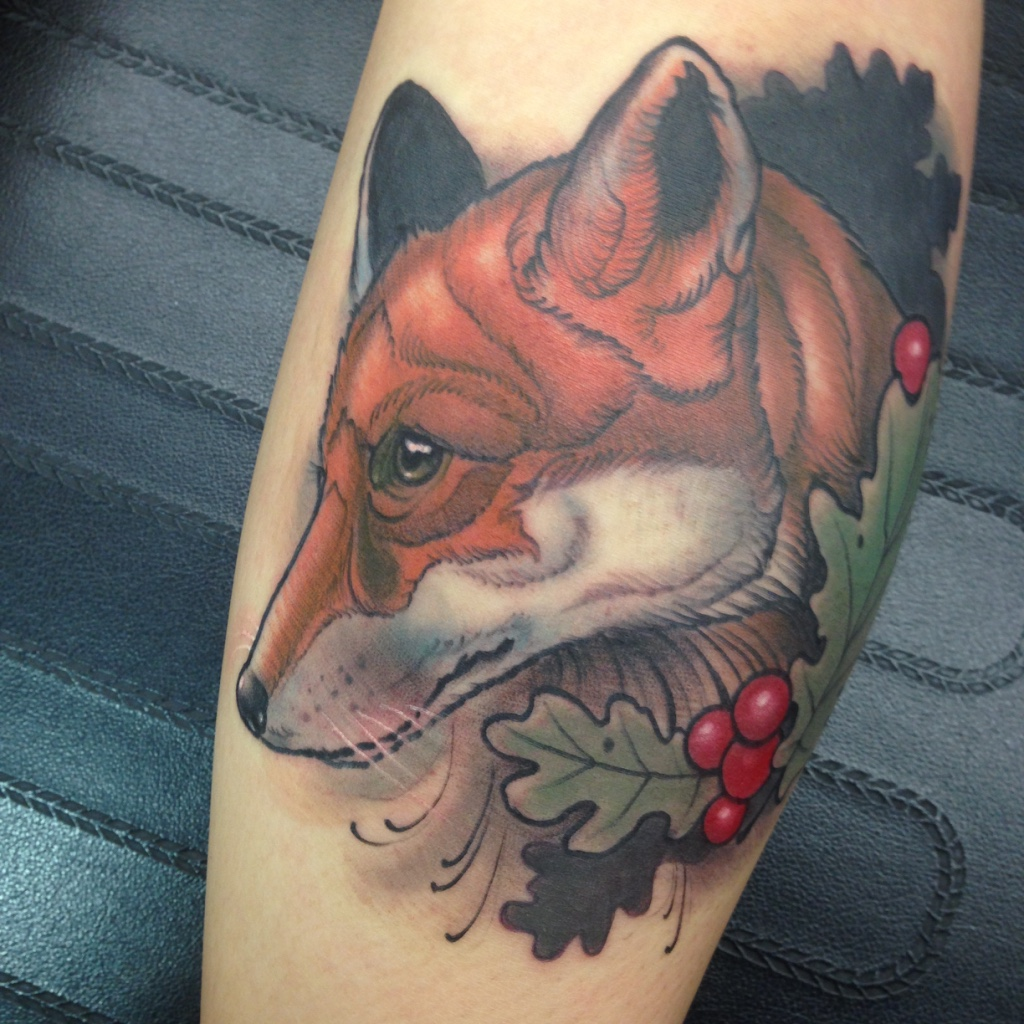 thumb IMG 0847 1024 - Neo Traditional Tattoo Dog