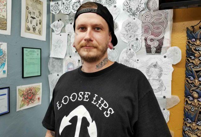 Tattoo Artist Spotlight on Tristan Lewellyn at Funhouse Tattoo San Diego