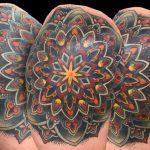 Mandala cover up